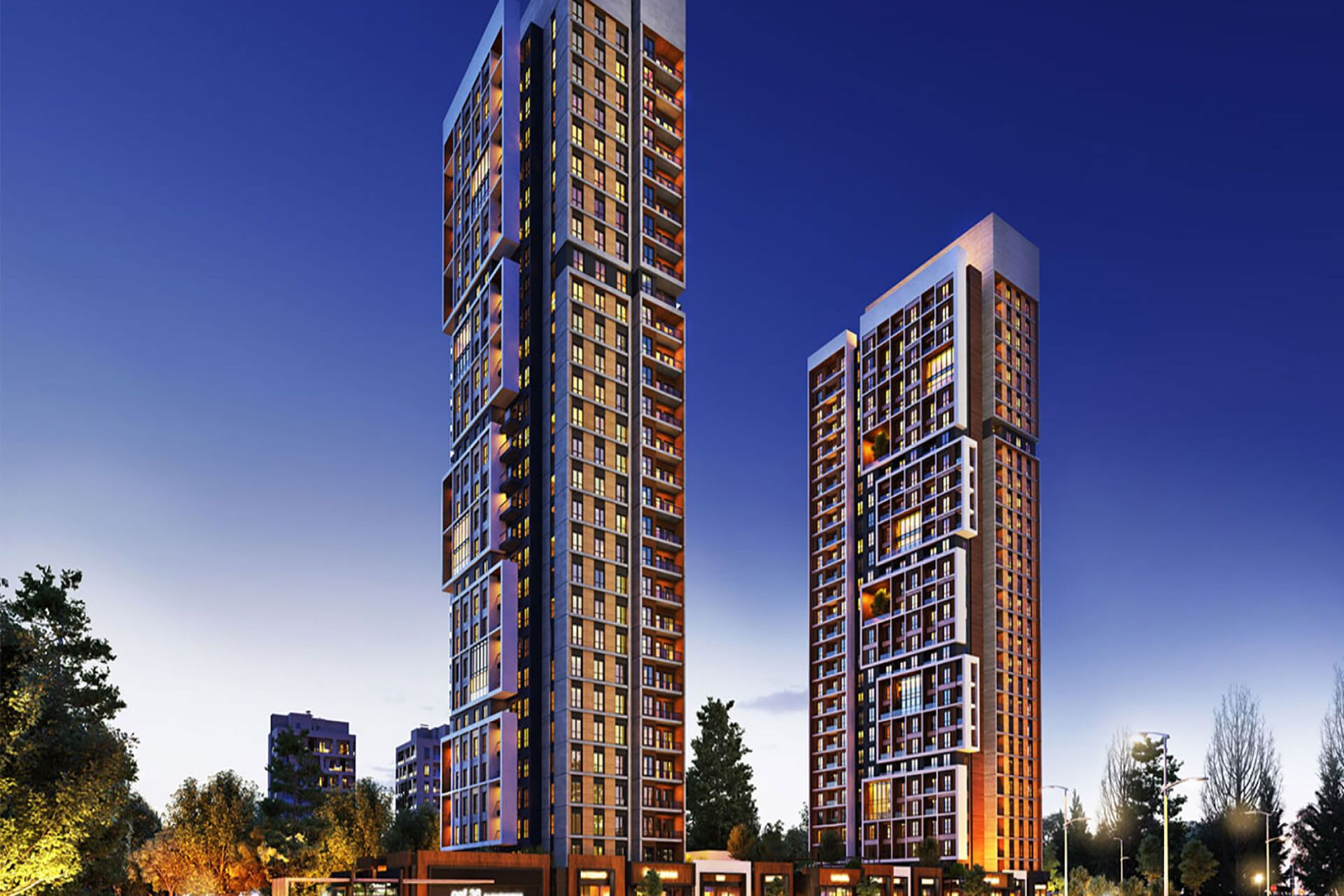 Pre launch apartments in key investment zone of Media Highway